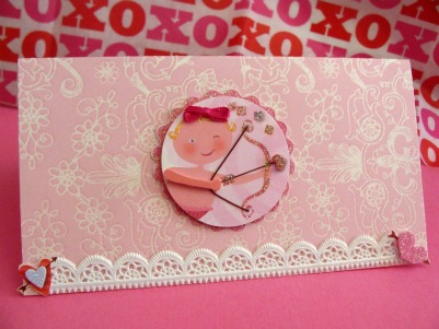 Valentines Day Cards And Cupcakes….