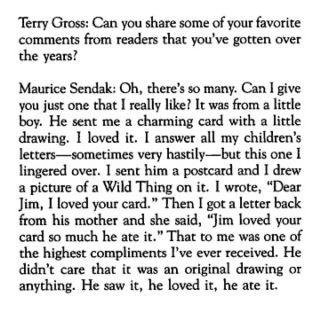 Maurice Sendak + Where The Wild Things Are Inspired Arts & Crafts