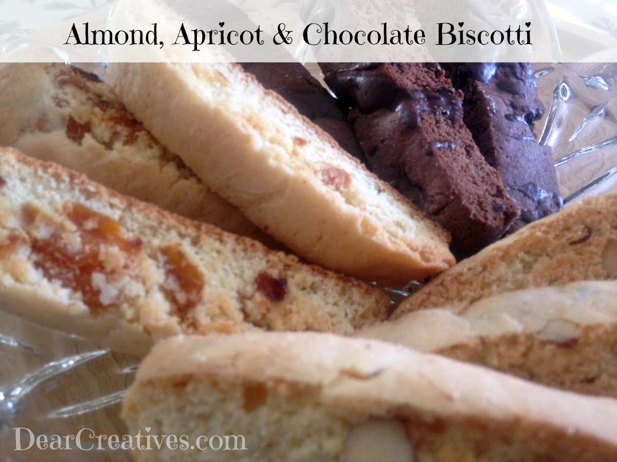 Close up Biscotti Cookies Theresa Huse 2012