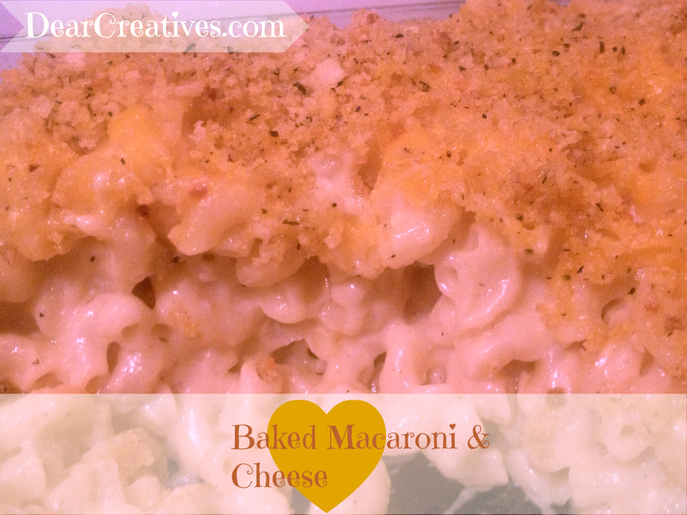 Baked Macaroni and Cheese image, Macaroni and Cheese Casserole