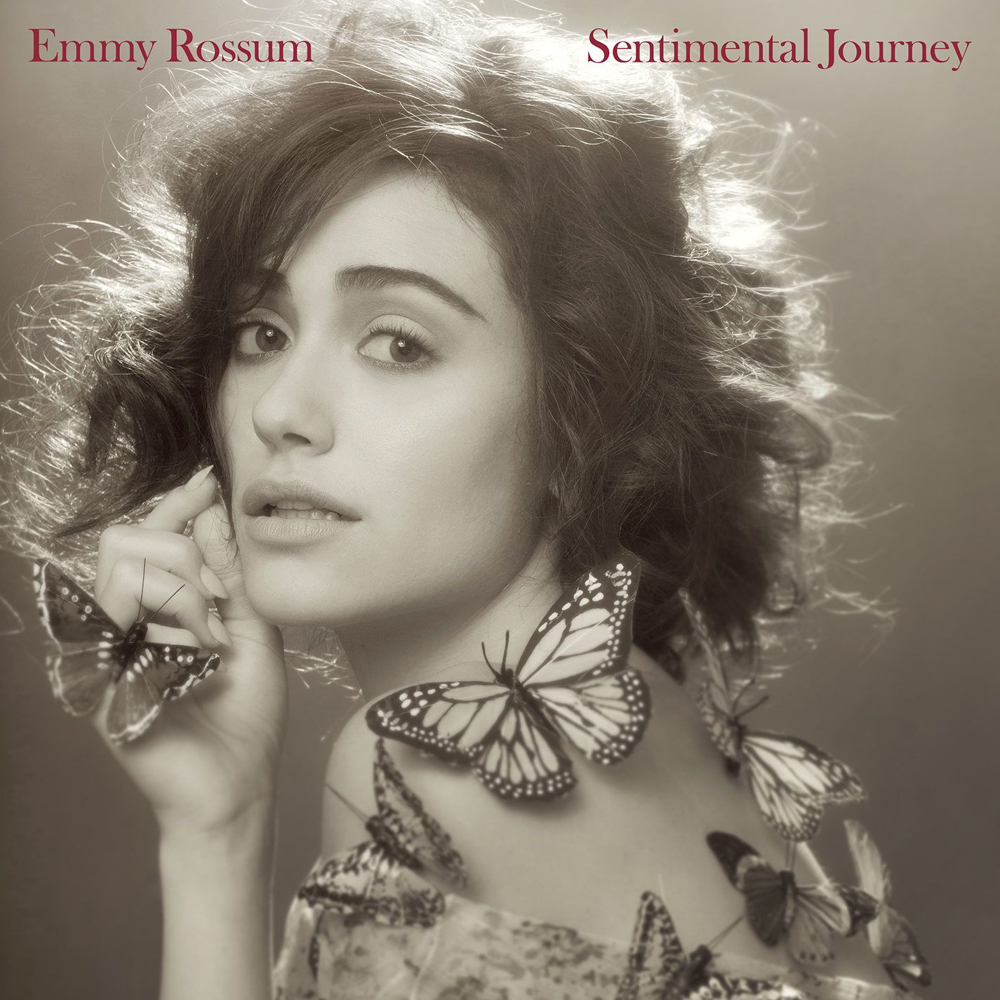 "Emmy Rossum ""Sentimental Journey"" Album & Review"