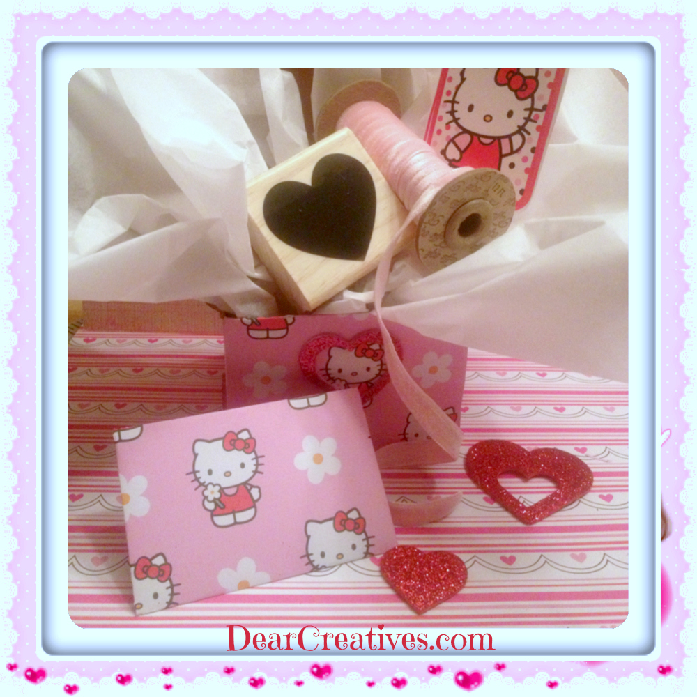 Valentines Paper-Crafts & #Tutorials