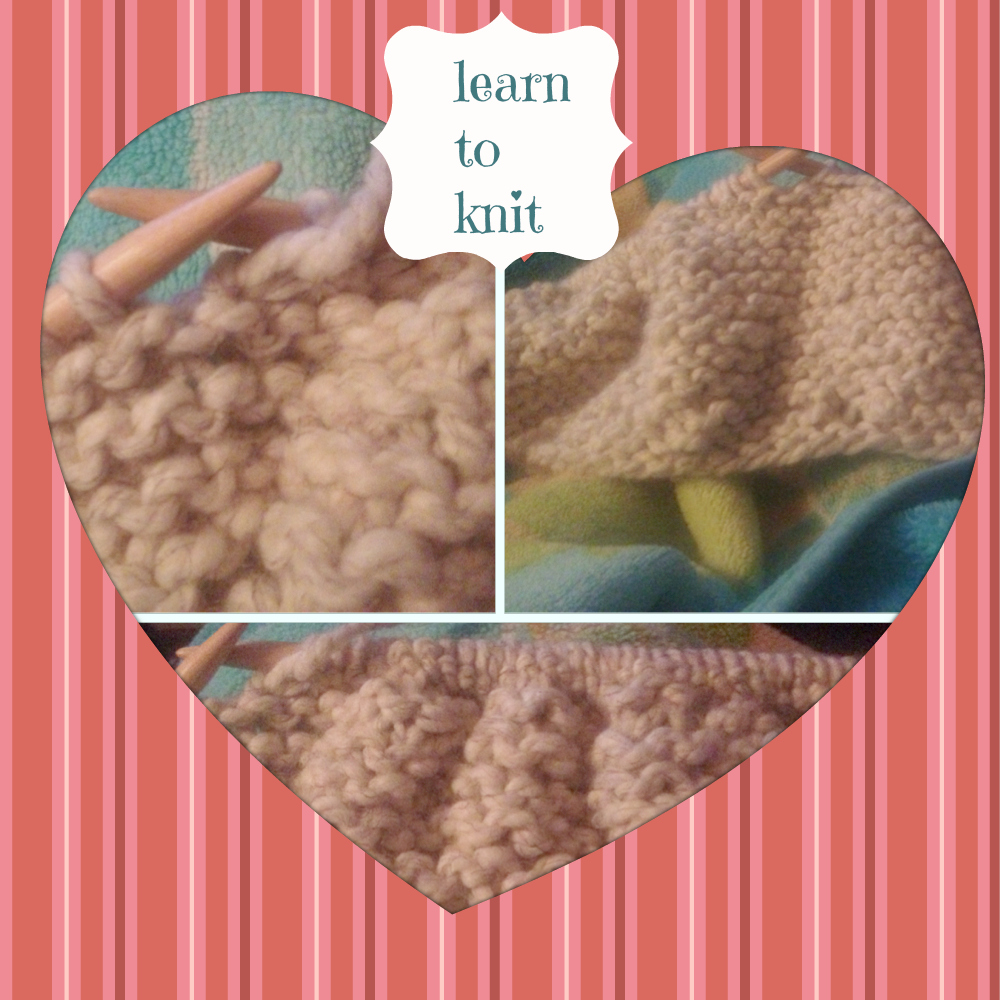 Learning to #Knit Tips & Resources