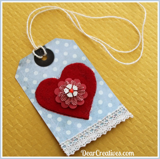 DIY Gift Tags – How To Make Gift Tags