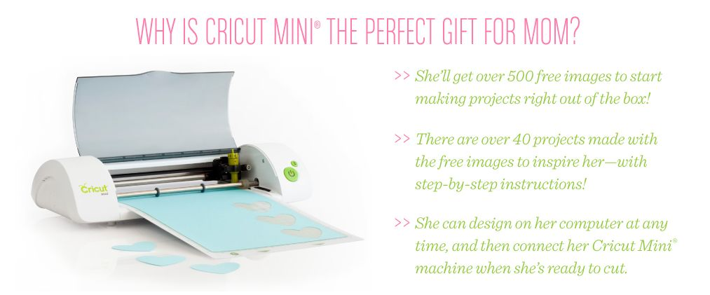 Perfect for Paper-Crafting Gift Mom or Yourself Plus $25.Rebate