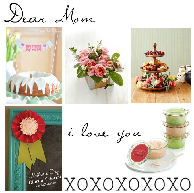 Mothers Day diy Ideas and Inspiration
