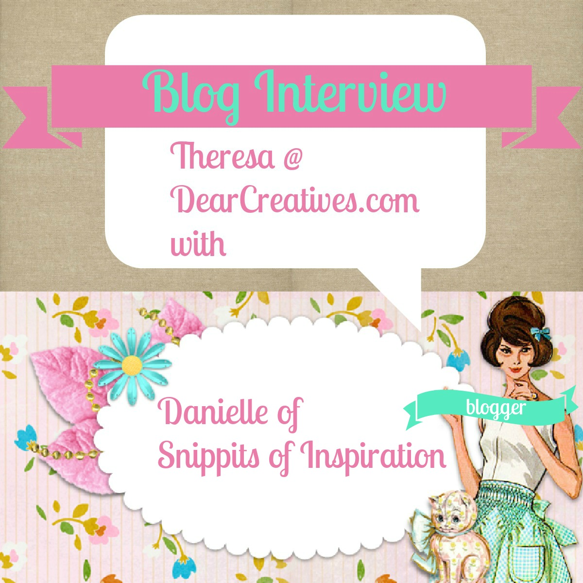 Blogger Interview: Danielle of Snippets of Inspiration