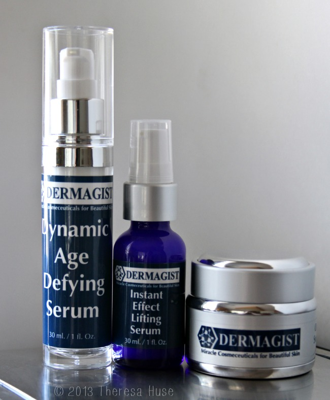 Dermagist Products, Theresa Huse 2013