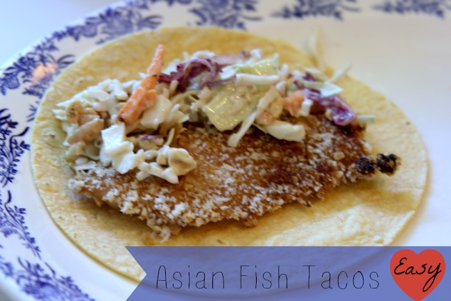 Asian Fish Tacos, Kraft Recipe Makers, #shop, Theresa Huse 2013