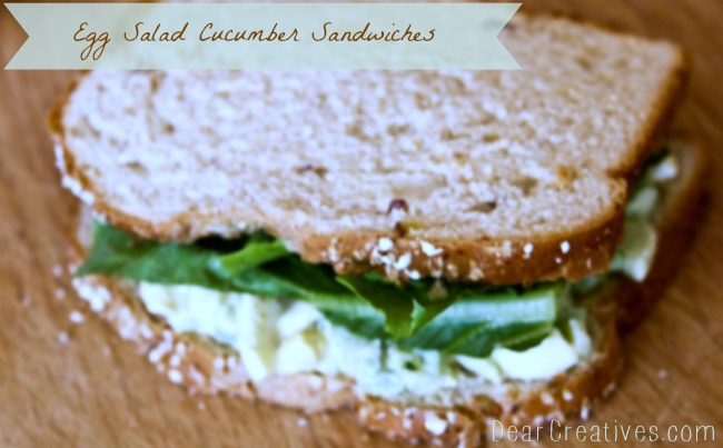 Egg Salad Sandwich - Recipe and variations for making egg salad sandwiches.