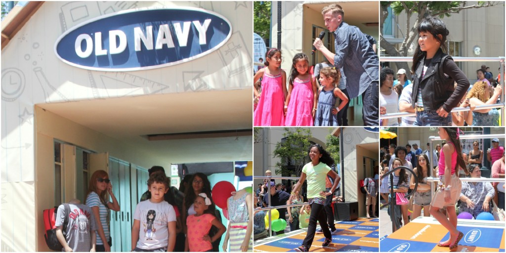 Old Navy, #myONstyle, Rockin' Runway Event, Multiply Your Style, #myONStyle, kids fashions, back to school fashions,DearCreatives.com, © 2013 Theresa Huse
