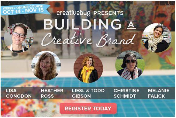 Creative Bug Building A Creative Brand