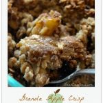 Apple Crisp Dessert Treat Recipe