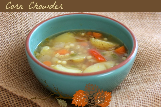 Corn Chowder_Theresa Huse 2013