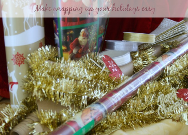 Holiday wrapping papers_ #shop_Theresa Huse 2013