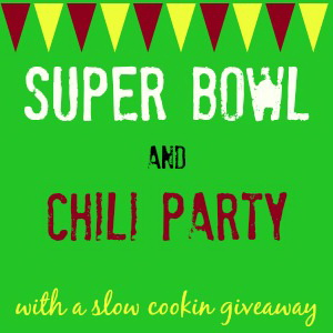Super Bowl and Chili Party 2014