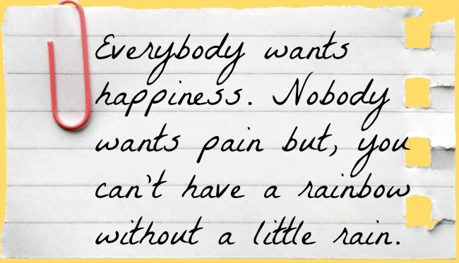 Happiness quote by Zion Lee