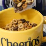 Multi Grain Dark Chocolate Cheerios_