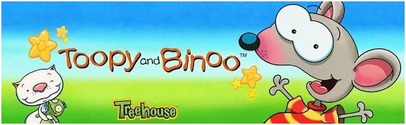 Toopy and Binoo Animated Series for Pre School Fun & Entertainment!