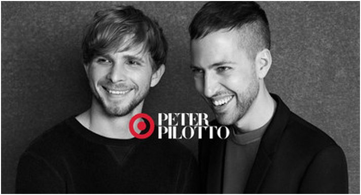 Fashion Designers Peter Pilotto and Christopher De Vos for Target