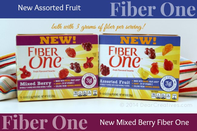 Fiber One fruit snacks_Mixed Berry Fiber One_Assorted Fruit fiber one_