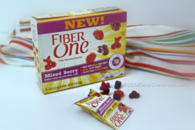 Mixed Berry Fiber One Fruit Snacks_