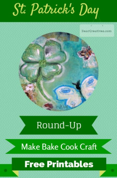 You'll be doing a Jig With This St. Patrick's Day Round-Up of Diy Crafts and Recipes!