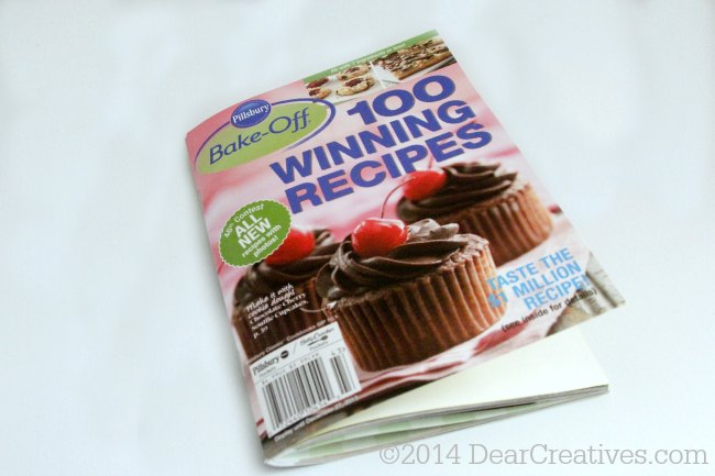 Pillsbury Bake Off Cook Book