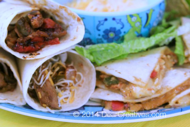 Meal Plan Monday: Easy Cinco de Mayo Dinner In Under 30 Minutes! Fiesta Time!