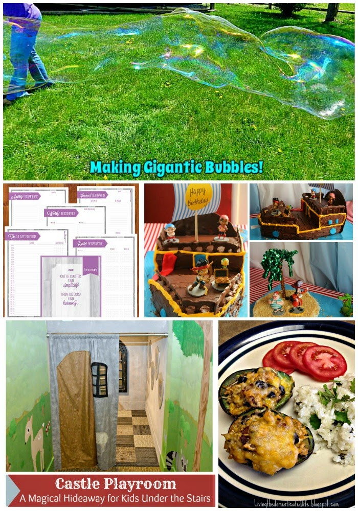 My Favortie Things Party 13 Features Crafts DIYs Recipes