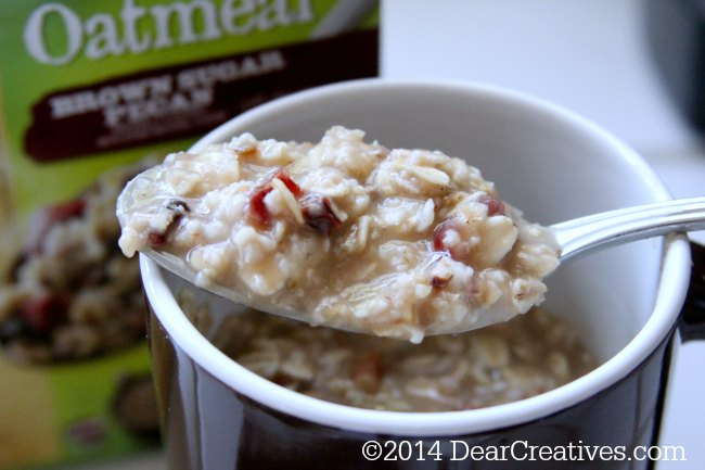 Nature Valley Oatmeal_