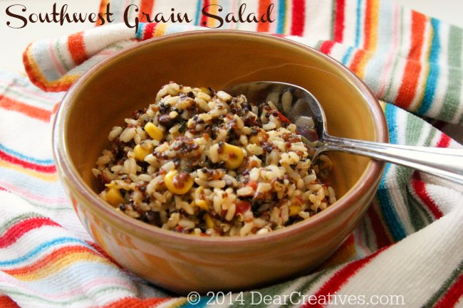 Southwest Grain Salad_T
