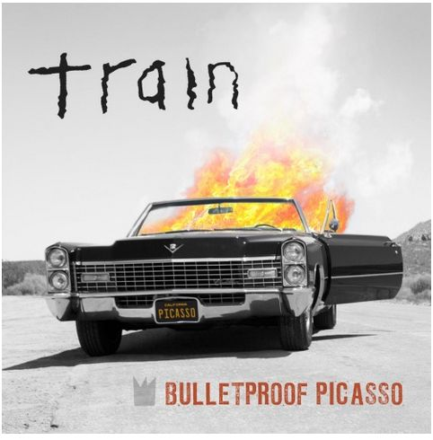 Train's Latest Music CD #Bulletproof Picasso And Tour Date Schedule #O2O