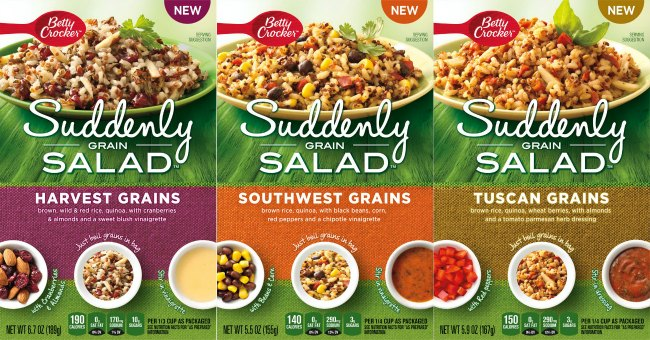 suddenly grain salads 3 product image