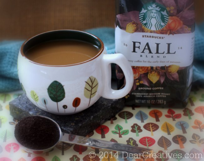 Fall Blend Coffee_Starbucks Coffee_ Coffee _