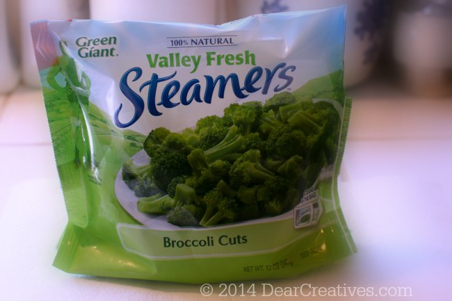 Green Giant Valley Fresh Steamers _ Broccoli Cuts