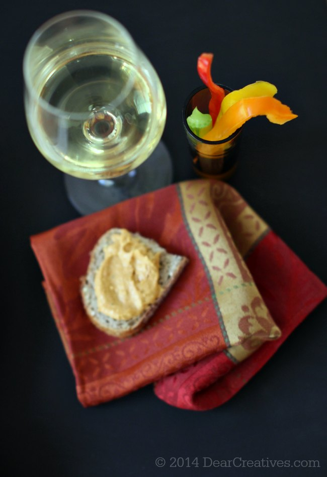 Easy Appetizer And Wine Pairing Idea Perfect For Quick And Easy Entertaining