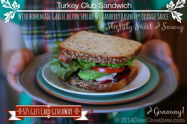 The Ultimate Sandwich Recipe: Turkey Club That's Sweet & Savory With Homemade Toppings!