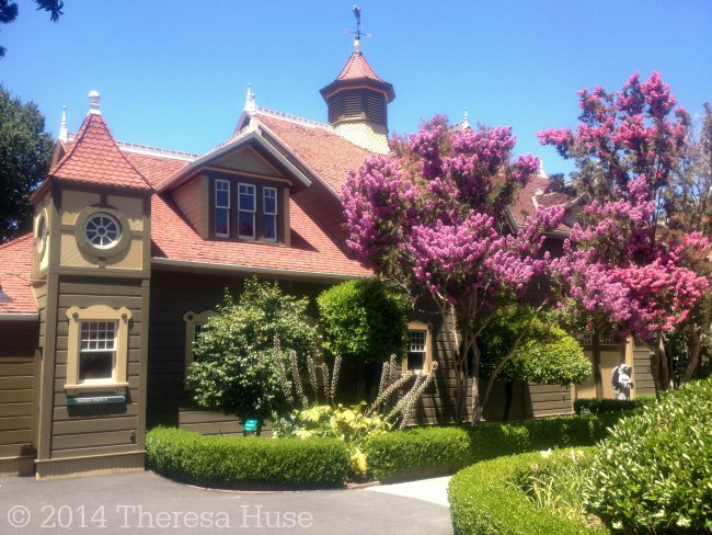Things To Do In CA. : Winchester Mystery House & Victorian Gardens