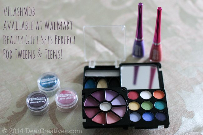 Beauty News: #Markwins #FLASHMOB #Gift Sets Perfect For Tweens & Teens!
