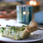 slice of quiche on a plate_© 2014 DearCreatives.com