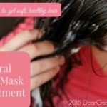 Lifestyle; Beauty |How to get soft healthy hair_Natural Hair Mask Treatment| Beauty Hair | Beauty Hair Care