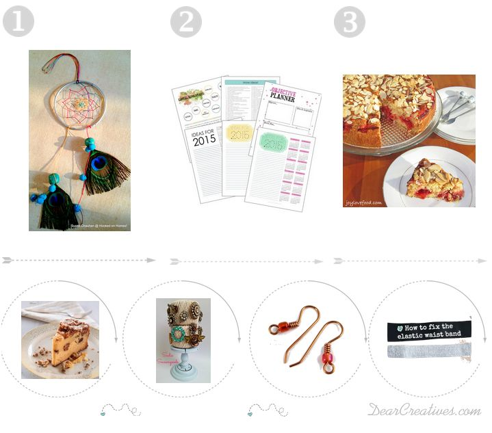 Inspiration Spotlight Features From LinkUp Party 125