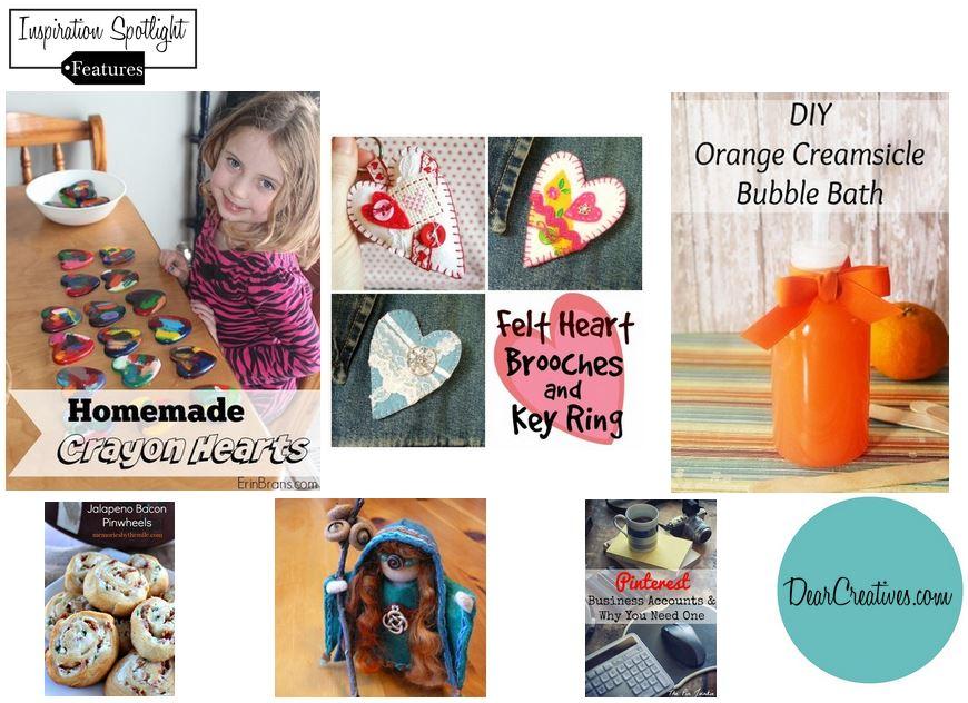 Inspiration Spotlight Features Linkup Party 128 Features