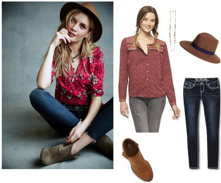 Womens Fashions_ Anthroplogie look _Target Look