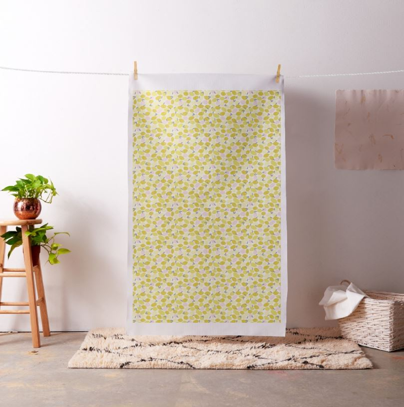 Easy DIY Projects: Fabric Design & Custom Designed Fabrics