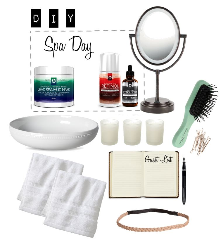 Beauty Tips: Easy DIY At Home Spa Day
