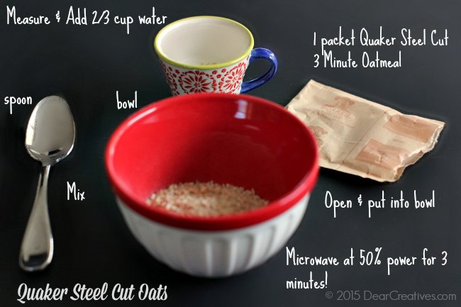 Quick Family Breakfasts: Quaker Steel Cut Oatmeal Review & Recipes