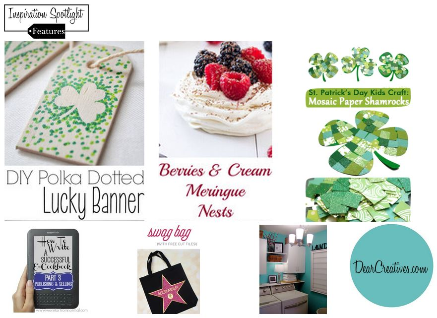 Blogging Linkup Party |Inspiration Spotlight Features Linkup Party 132 Features
