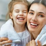 Lifestyle; Beauty |At home spa day |mom and daughter with towel| beauty tips